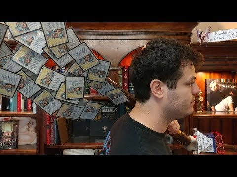 The mechanics of Magic The Gathering Distribution and why it is NOT solvable