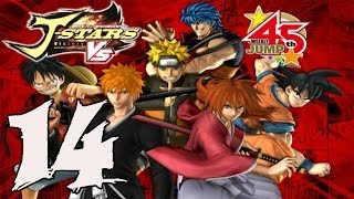 J-Stars Victory VS+ - Gameplay Walkthrough Part 14: Gather the Keys