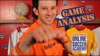 Breakdown of Landon Donovan's Goal - Speed of Play - Online Soccer Academy