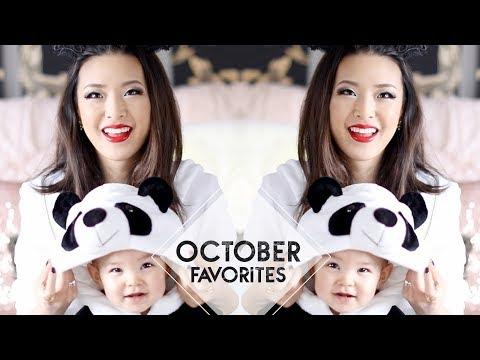 || OCTOBER 2017 Favorites || Jen Chae