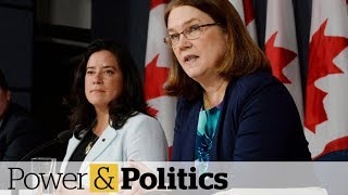 What's preventing Wilson-Raybould and Philpott from speaking in the Commons?   Power & Politics