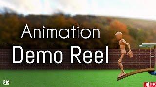 Demo Reel de animación (3D y 2D) | DK Animador