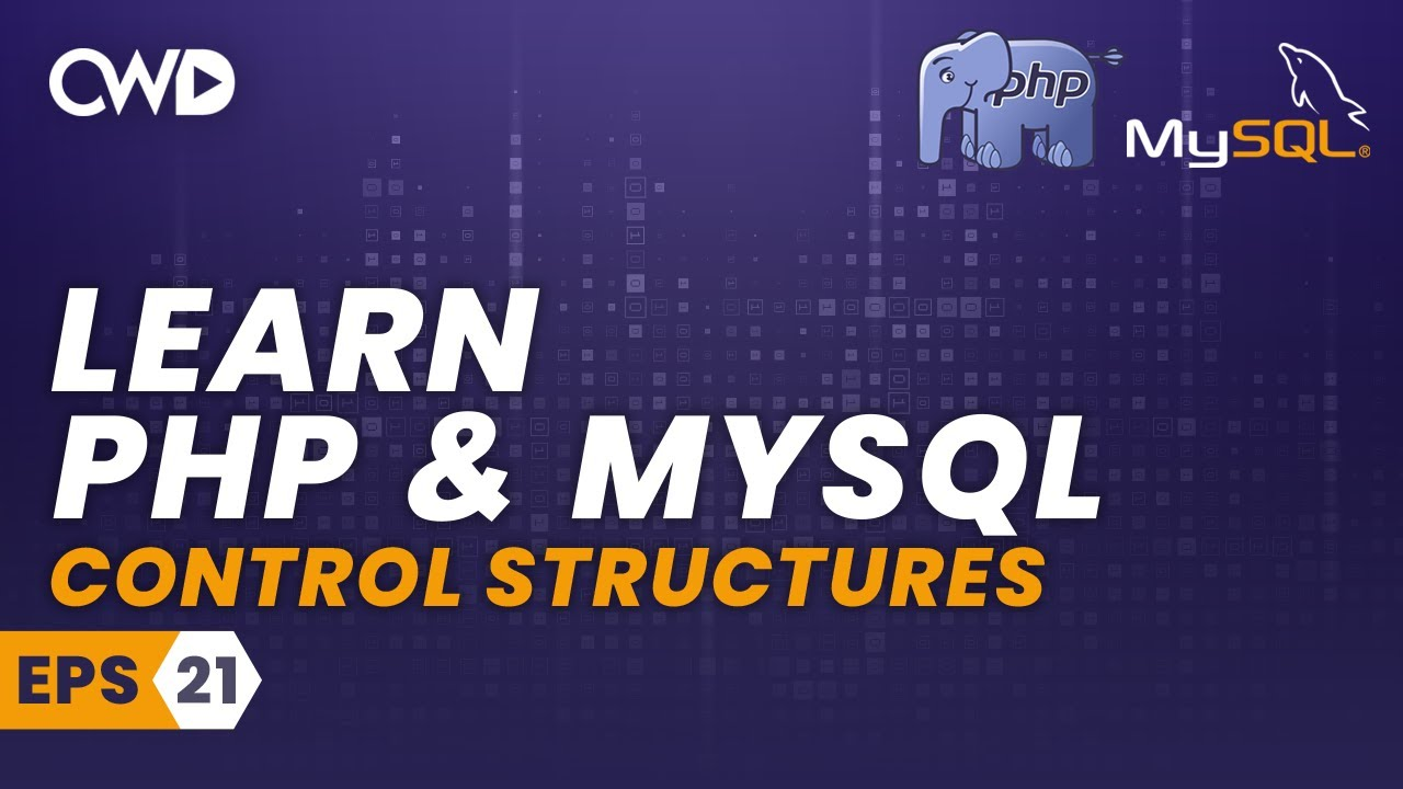 Control Structures - PHP for beginners - PHP Programming