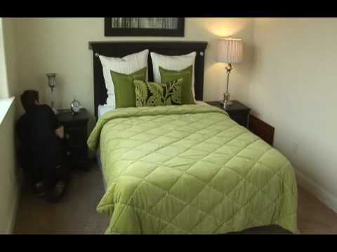 Home Staging Tips: Master Bedroom Staging - YouTube