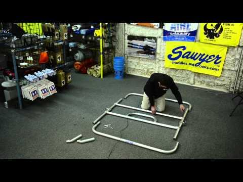 Raft Frame Assembly