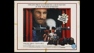 Theater of Blood, Vincent Price, 1973 Full Movie