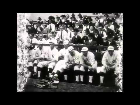 Serie Mundial de 1919, escenas impresionantes