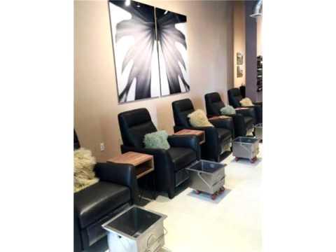 Nail salon coral gables fl 33134 business opportunity for for Abaka salon coral gables