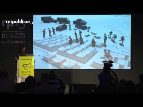 re:publica 2015 - Anna Biselli: Cyber, Cyber. Orientierungslos im Neuland. on YouTube