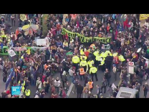 لندن تتأهب لتعطيل خدمات المترو بسبب احتجاجات تغير المناخ  - نشر قبل 3 ساعة