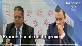 En Puebla delito grave a la defraudación fiscal