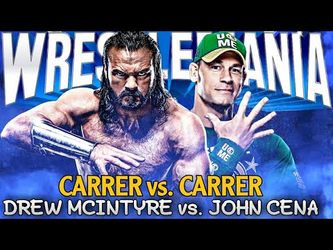 Download WWE Wrestlemania 38 Dream Match Card Predictions V2 | HD Cards 2022