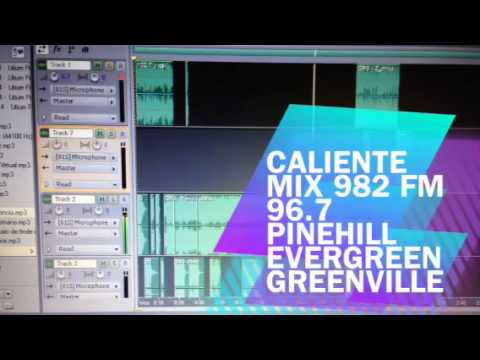 Caliente Mix 982 pinehill 96.7 greenville 95.7 Montgomery 102.7fm