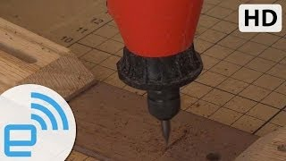 Inventables Easel Cnc Web App Demo | Engadget At Sxsw 2014