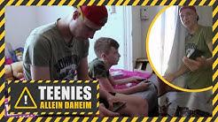 Stundenlang ZOCKEN statt Haushalt: Stress zwischen den Kindern! | Teenies allein daheim | Kabel Eins
