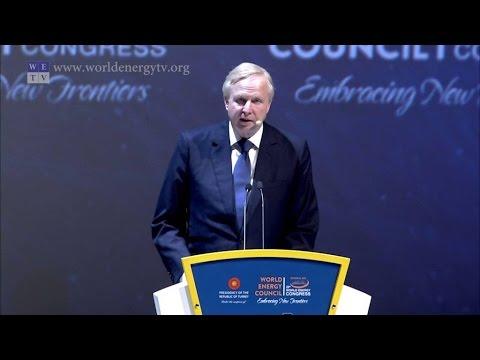 World Energy Congress | Bob Dudley, Group Chief Executive, BP
