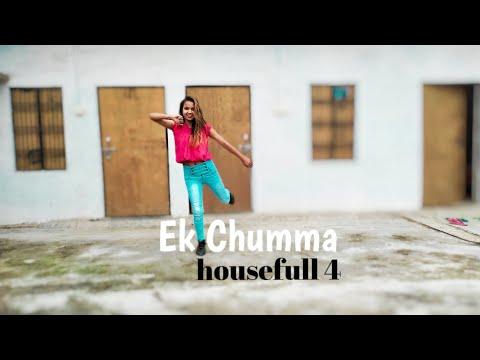 Ek Chumma Video | Housefull 4 | Akshay K, Riteish D, Bobby D, Kriti S, Pooja, cover dance by Nishu