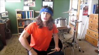 """CTD Episode 122, 0:35. April 29, 2015. COBB """"the DRUMMER"""" discusses his thoughts on the Ringo Starr Sketchers Commercial and the importance of ..."""