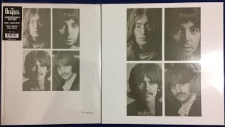 The Beatles White Album 50th Anniversary Reissues: The 4LP Box and the Super Deluxe CD Set