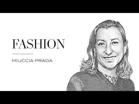 Miuccia Prada, 2015 Fashion Innovator