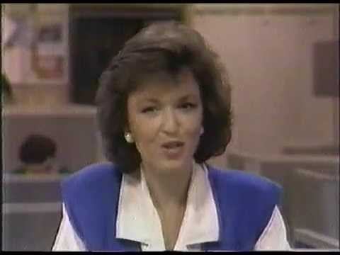 1985 KXLY News Break with Elaine Murphy