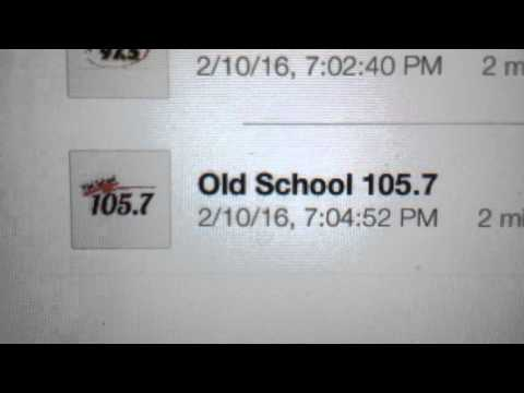 """KOAS: """"Old School 105.7"""" Dolan Springs, AZ 7pm TOTH ID--02/10/16"""