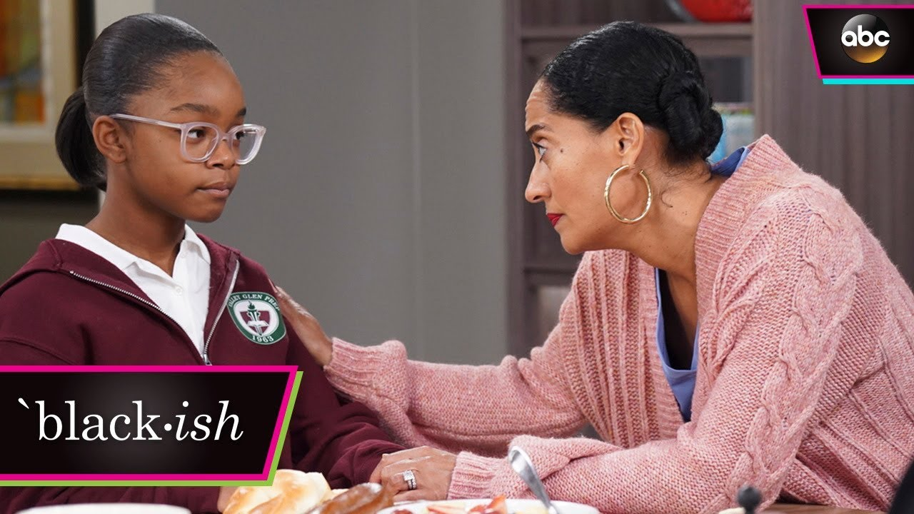 Download Diane Confronts Her Family - black-ish
