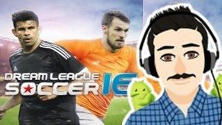 ONLİNE!!! - Dream League Soccer 2016 /Android İOS/#1/İlk Açılış /Türkçe