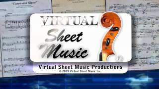 Virtual Sheet Music Productions