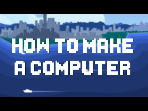 Relays and Logic Gates - How to Make a Computer: Part I