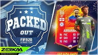 We Got Another Headliners Player - Tammy Abraham SBC! (Packed Out #85) (FIFA 20 Ultimate Team)