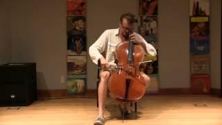 Avant garde Afternoon @ CCPL - Jari Piper -  Modern Cello Musi…