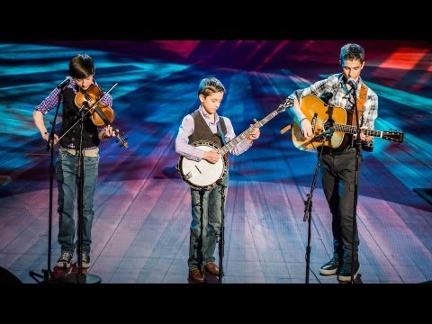 Bluegrass virtuosity from ... New Jersey? | Sleepy Man Banjo Boys