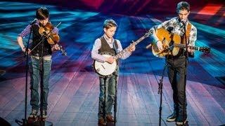 Download Bluegrass virtuosity from ... New Jersey?   Sleepy Man Banjo Boys