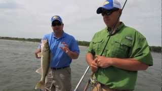 Missouri River Walleye Tactics