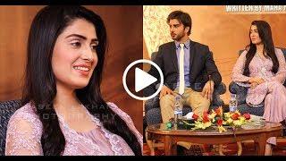 Ayeza Khan Singing Noor Ul Ain Drama OST With Imran Abbas Koi Chand Rakh Mere Sham Par