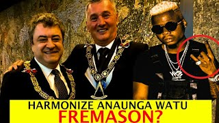 FANYA HAYA HARMONIZE AKUUNGE FREEMASON TANZANIA