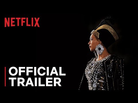 image for Beyonce's new Netflix movie!