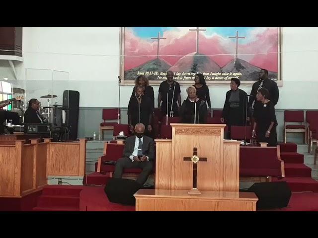 September 12th 2021 Jerriel Missionary Baptist Church Sunday Worship 10:30am