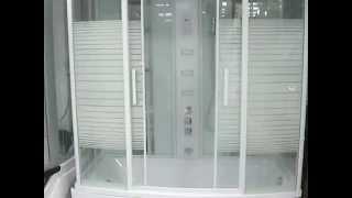 Душевой бокс TRITON (Россия)(Новый душевой бокс от компании Triton - это в первую очередь стильный дизайн, комфорт и высокое качество. В..., 2013-01-11T08:47:46.000Z)