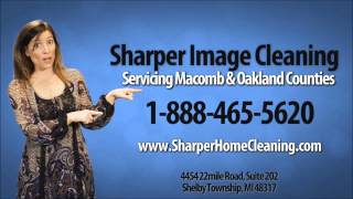 Sharper Image Home Cleaning