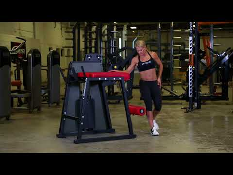 Legend Fitness Performance Series Reverse Back Extension