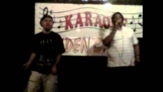 Karaoke: Jacksons - Can You Feel It (@ Golden China, Ventura, CA)