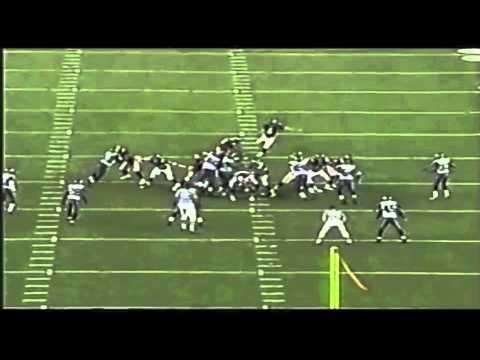 65 Yard Field Goal by Ola Kimrin - Denver Broncos