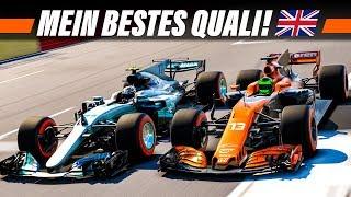 F1 2017 KARRIERE S3E10 – Silverstone, Großbritannien GP   Formel 1 4K Gameplay German