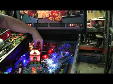 #398 Bally PARTY ANIMAL Pinball Machine and PROGRAMMING TIPS! TNT Amusements