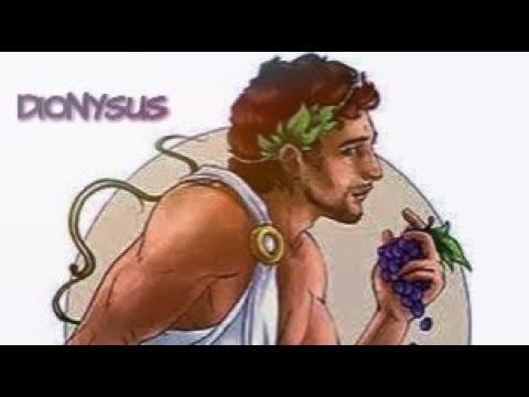 Dionysus ! Sang Dewa Anggur   Mitologi Yunani