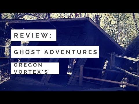 Review: Ghost Adventures Oregon Vortex's & Giveaway!