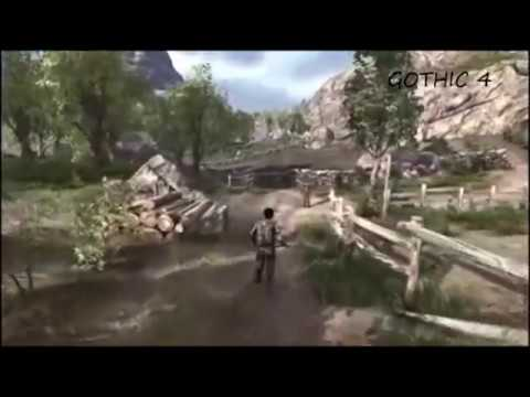Top 5 RPG Open World Games 2006 -2010