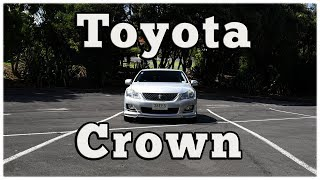 2008 Toyota Crown: Regular Car Reviews